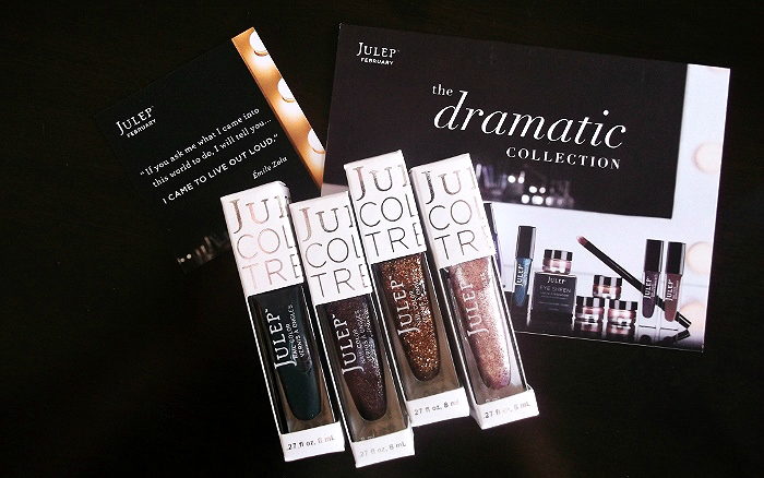 Julep Maven Monthly Beauty Box