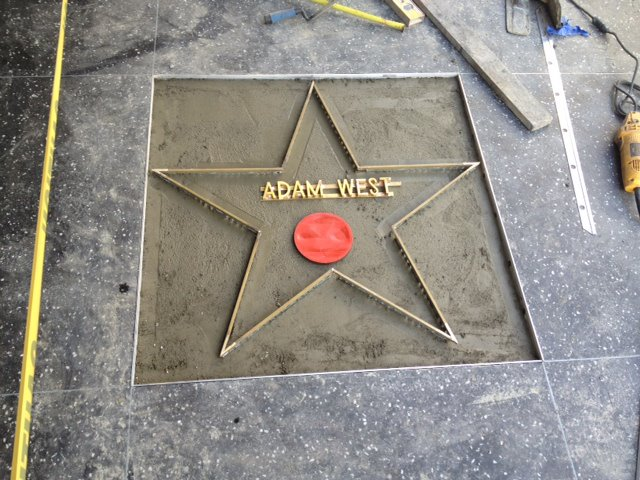 bat blog batman toys and collectibles adam west hollywood walk