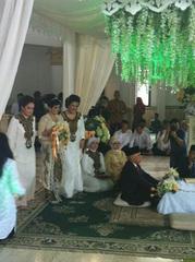 Foto Eksklusif Pernikahan Anang Ashanty 12 mei 2012