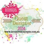 Guest Designer Kreative Koncepts