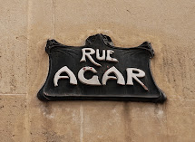 Walking In Country Paris Art Nouveau