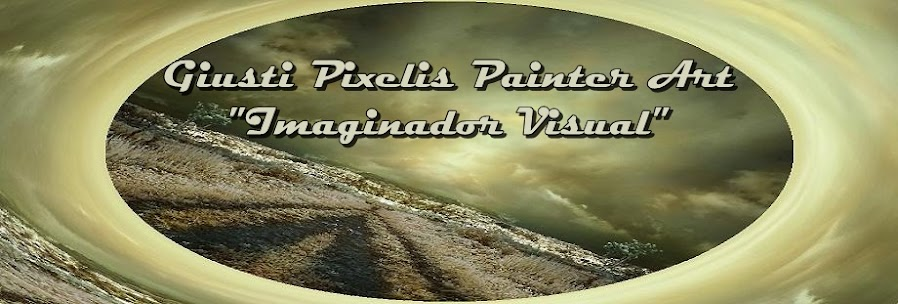 "Giusti Pixelis Painter Art ""Imaginador Visual"""