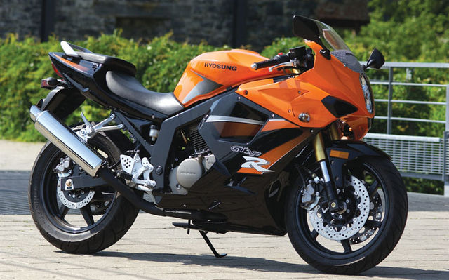 Hyosung GT250R Review