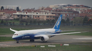 N787BX, Boeing 787-8 Dreamliner