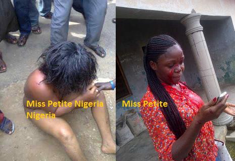 nigeria girl stripped nake