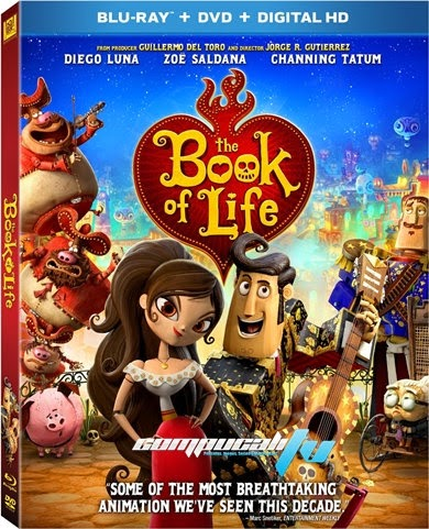 El Libro de la vida 1080p Latino