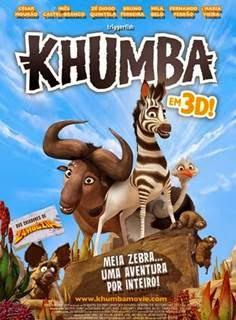 Khumba AVI + RMVB Dublado