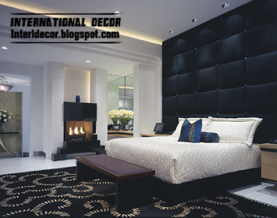 bedroom decoration in black and white styles black and white bedrooms designs, paint, furniture, accessories
