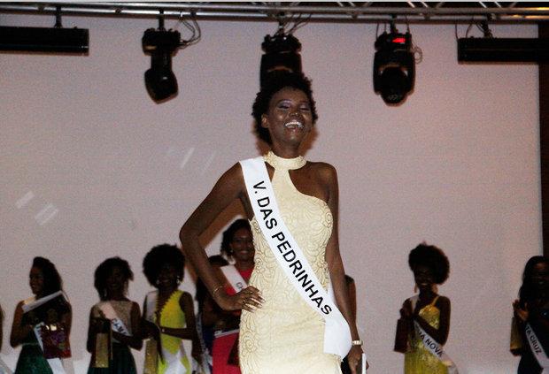 Bruna foi a grande vencedora do concurso (Foto: Almiro Lopes/Correio)