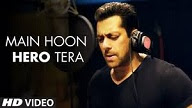 Main Hoon Hero Tera HD Video Song - Salman Khan - Hero 2015