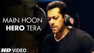 Main Hoon Hero Tera HD Video Song - Salman Khan - Hero 2015