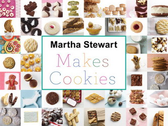 Martha Stewart Makes Cookies iPad app released