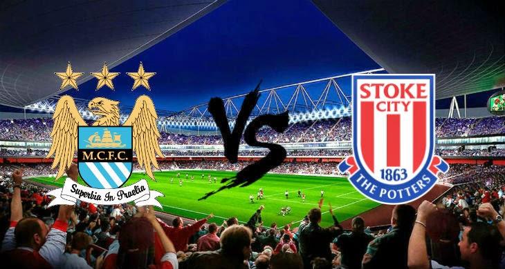 Prediksi Bola Manchester City vs Stoke City 30 Agustus 2014