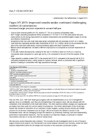 Fugro, Q2, 2015, report, front page