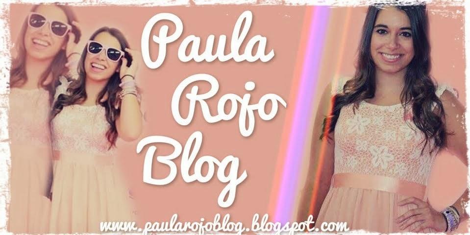 ♥ Paula Rojo Blog ♥