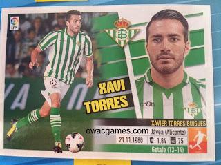 Xavi Torres último fichaje 53