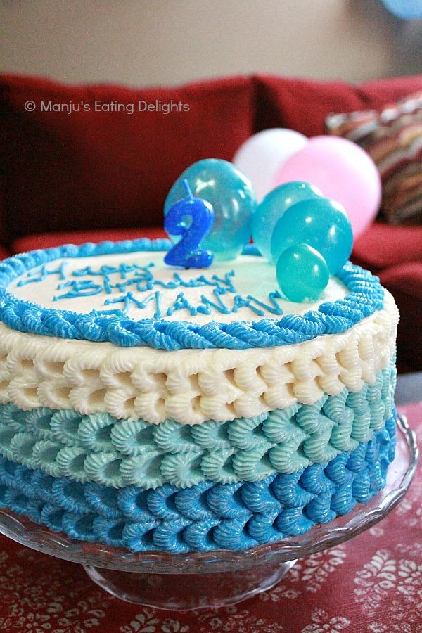 Manju s Eating Delights: Cakes!!