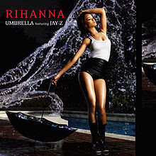 rihanna featuring jayz umbrella