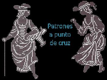 PATRONES A PUNTO DE CRUZ