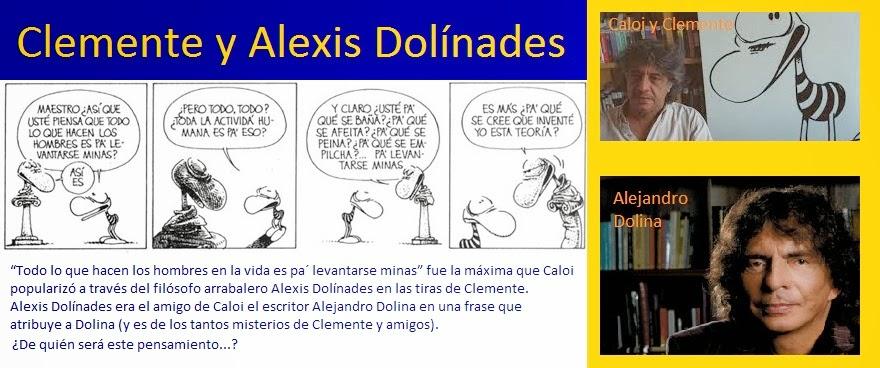 Clemente y Alexis Dolínades.