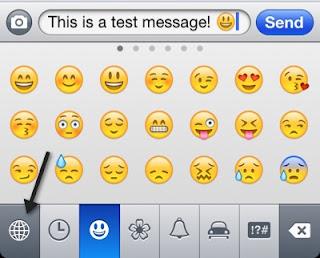 iPhone Tip  Emoji Icons