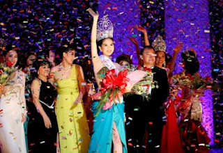 hot Foto Bugil Ngoc Trinh Miss Vietnam