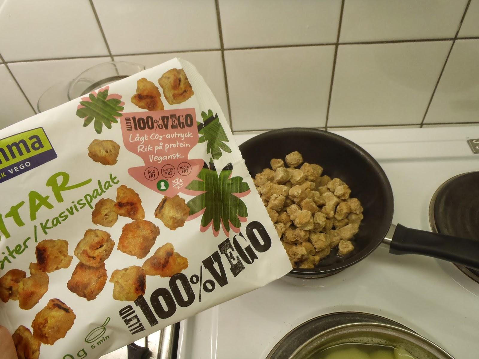 anamma vegobitar recept