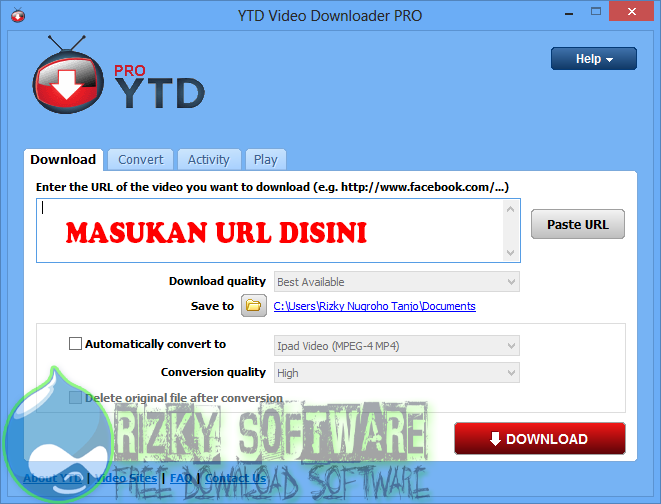 Youtube Downloader Pro Versi 4.8.0.2 Full Version