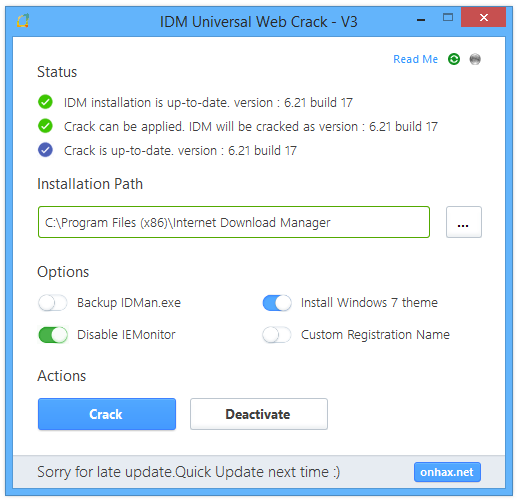 Internet Download Manager Universal Full Crack