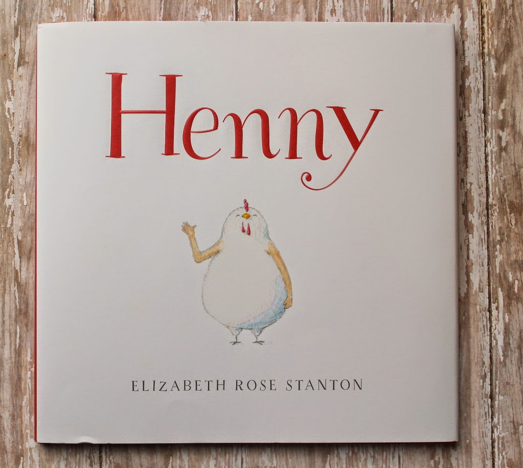Henny - a Literary Lunch for School - mamabelly.com