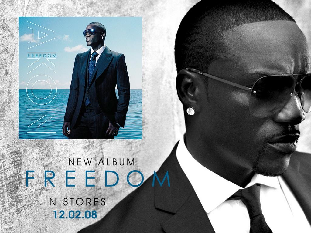 Latest Hollywood Gallery Akon Freedom