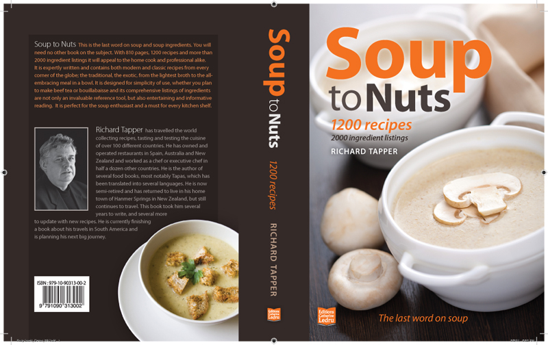 the dissertation cookbook from soup to nuts William germano's from dissertation to book is an indispensable book for any one contemplating 1  the dissertation cookbook: from soup to nuts,.