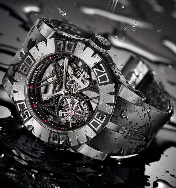 Wristwatch 30 most unusual watches in the world - Knights of the round table watch price ...