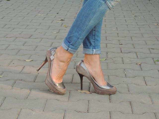 Pantofi Christian Dior