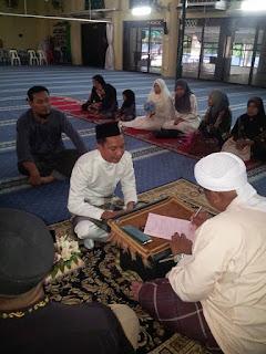 Majlis Perkahwinan Amira