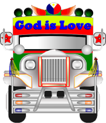 Philippine Jeepney clipart