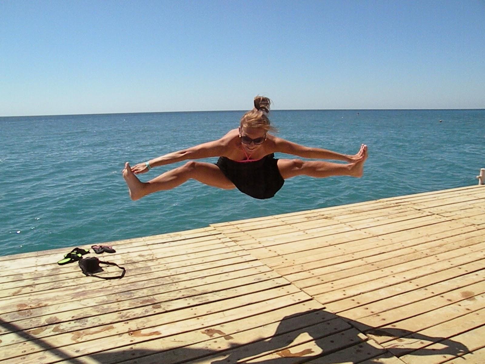 trening na wakacjach