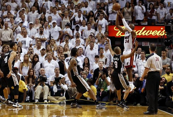 LeBron James helps Heat win Game 6, Avoids Elimination in 2013 NBA Finals