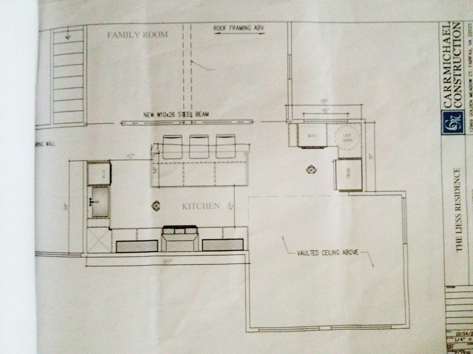 Pure Style Home Our Kitchen Plans from restaurant sketch