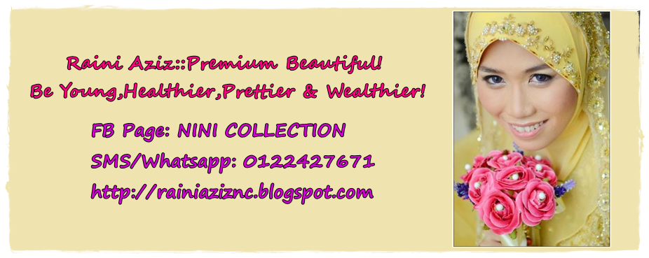 Raini Aziz::Premium Beautiful!