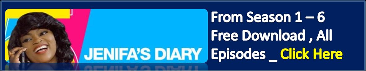 Jenifa's Diary Season 1 - 6