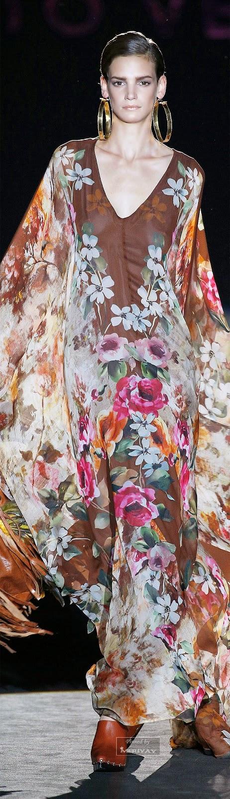 Tendências moda primavera-verão 2015 maxi brincos grandes