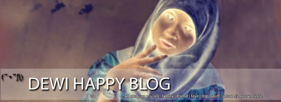 DEWI HAPPY BLOG