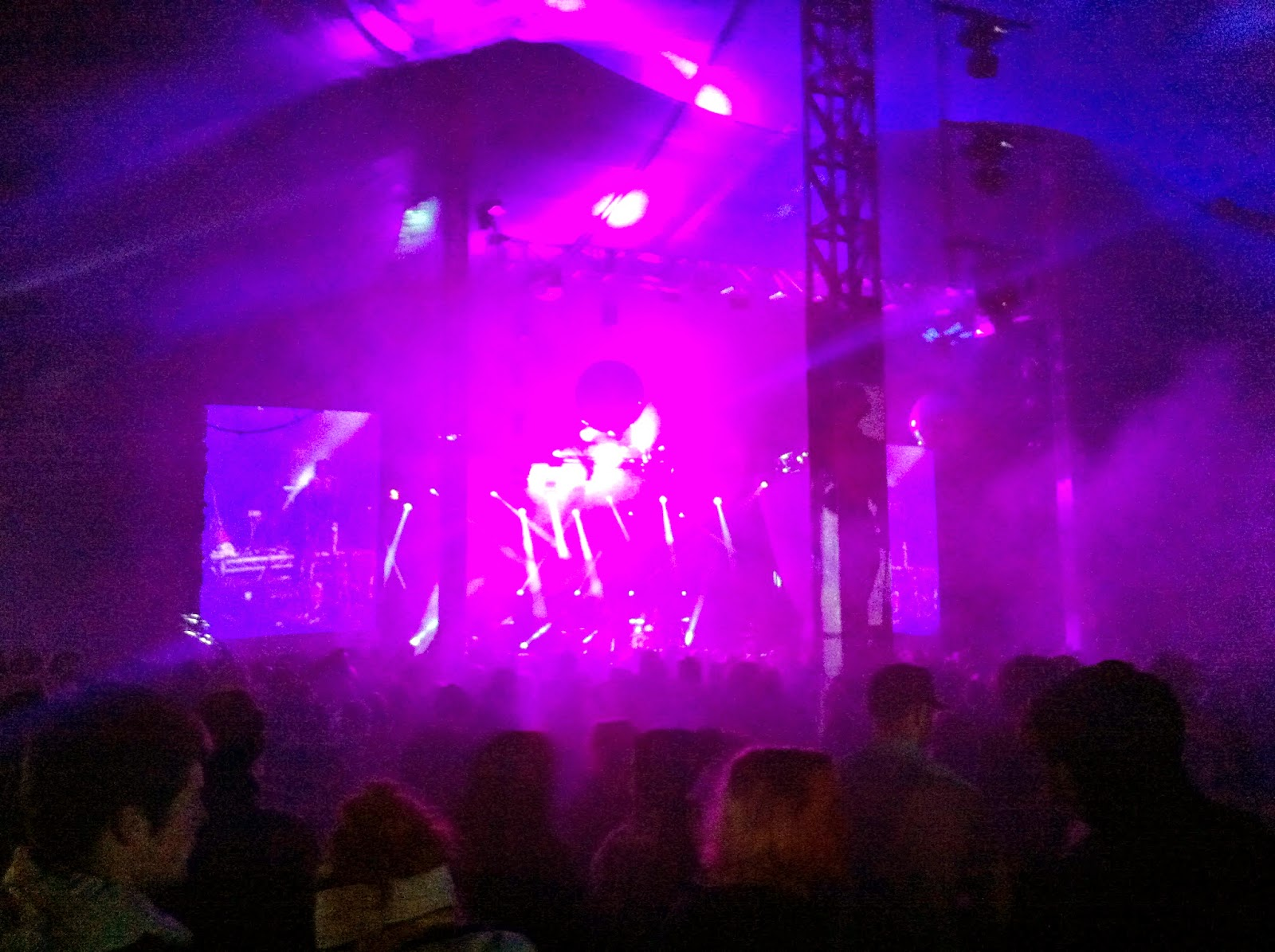 Danny Brown at Splendour in the Grass, Byron Bay / July 2014