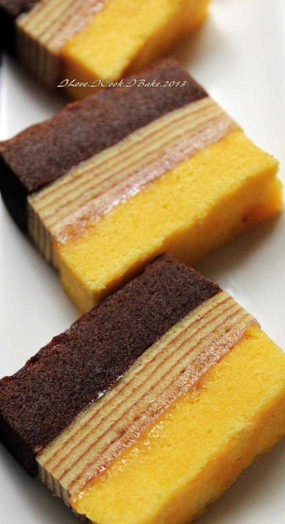 Indonesia Surabaya Cake Recipe