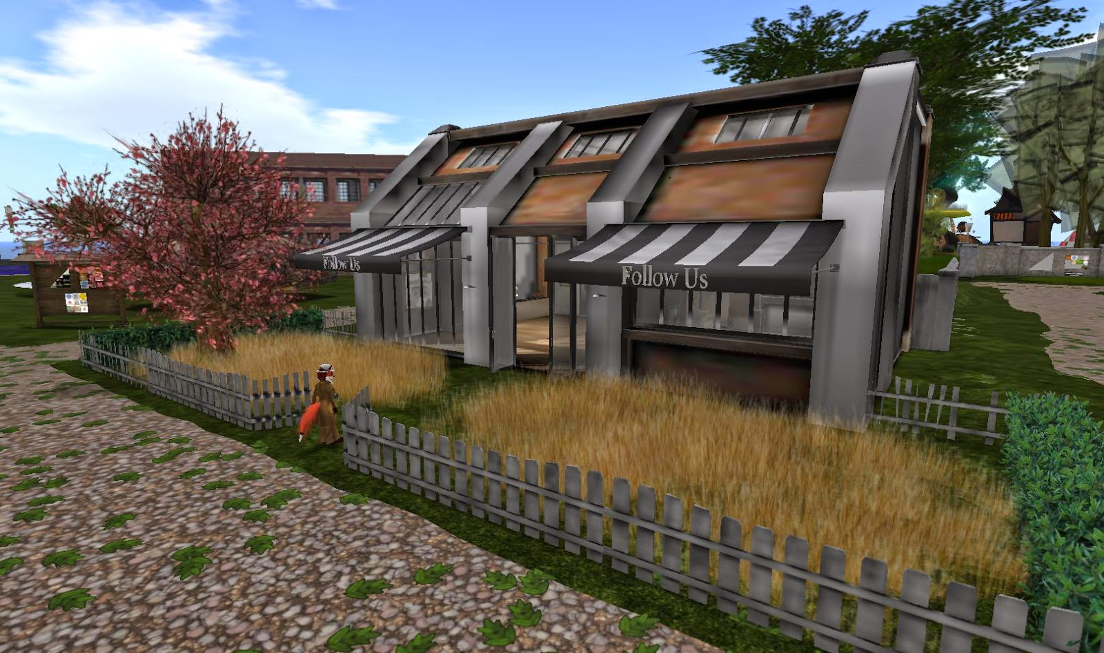A Few Days Ago On September 16, The 2014 Home And Garden Expo Opened In  Second Life. Described As Having