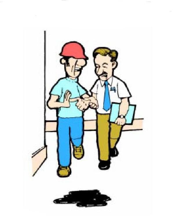 Actos Y Condiciones Inseguras En El Trabajo