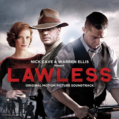 "NICK CAVE & WARREN ELLIS ""Lawless"" Soundtrack"