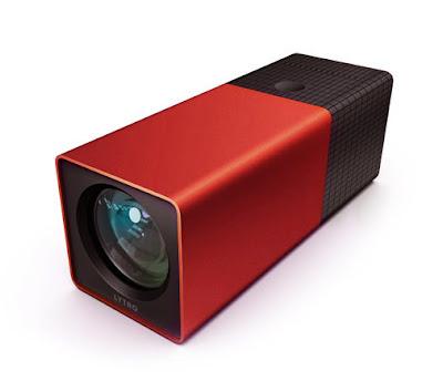 фотокамера Lytro