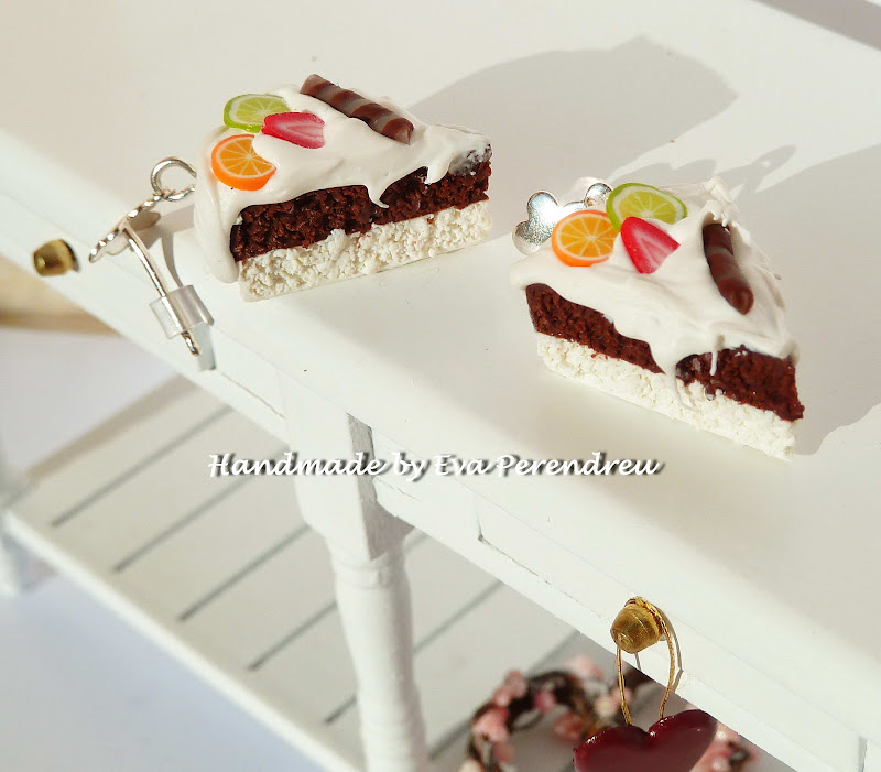 "Mi Blog de bisutera ""dulce"" - Miniature food jewellery blog"